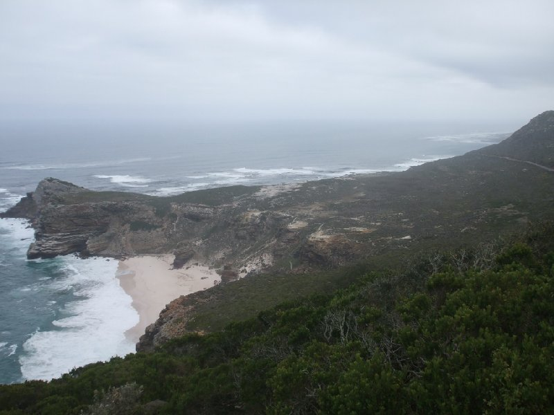 Cape Town Coastline South Africa Trip Experience