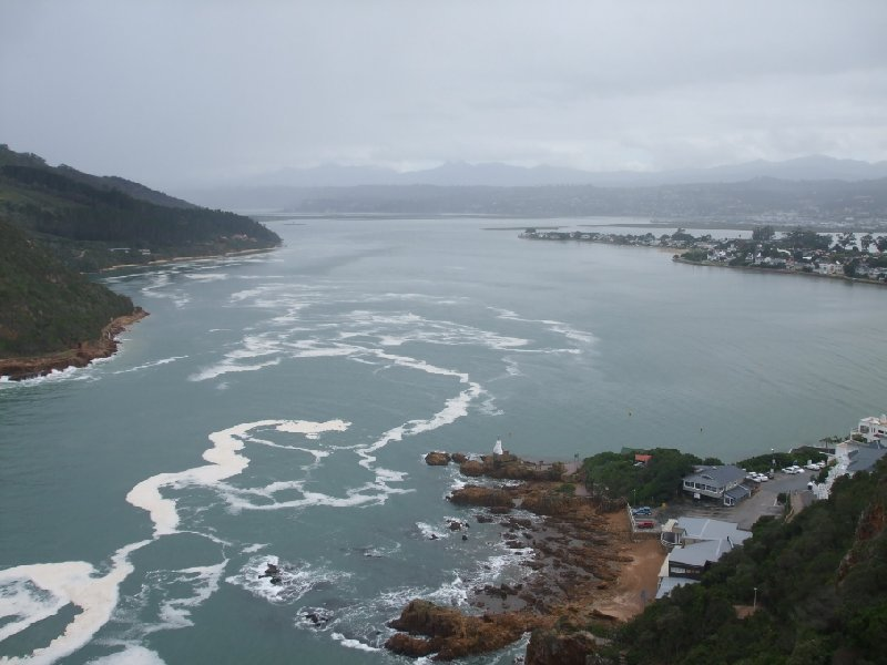 Cape Town Coastline South Africa Blog Sharing