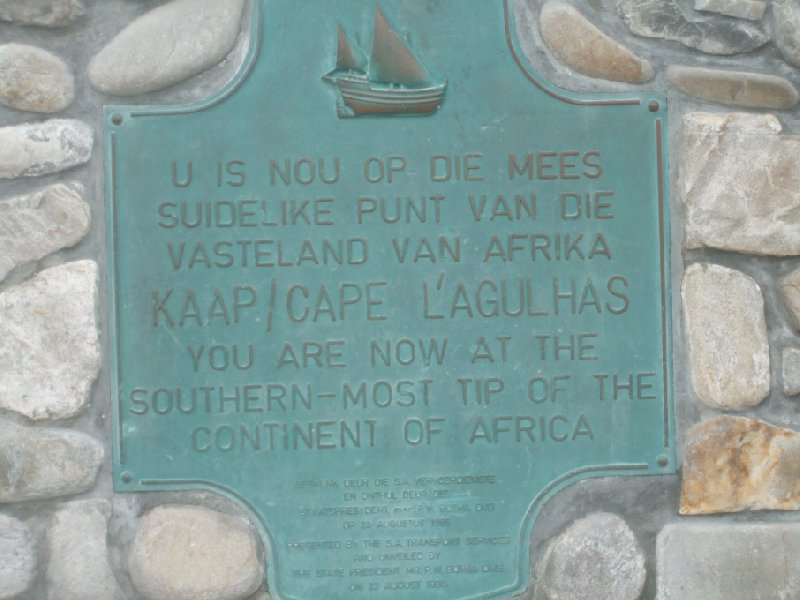 Cape Town Coastline South Africa Travel Experience