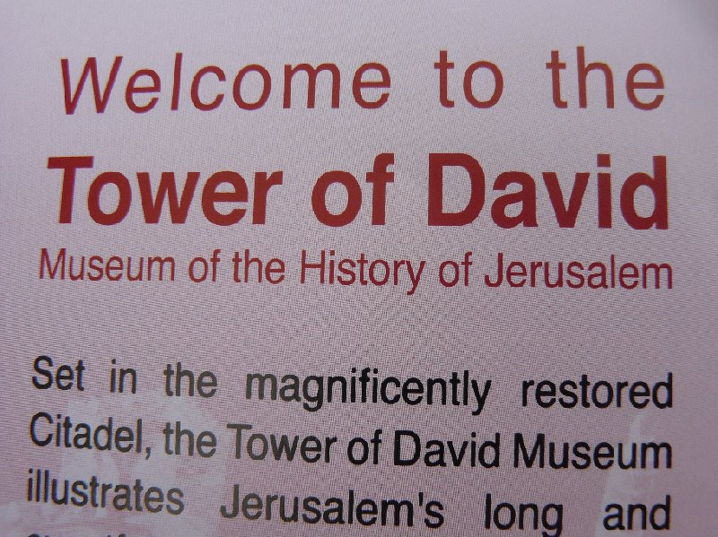 Jerusalem Israel Travel Information