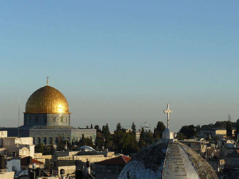 Photo Jerusalem Travel Guide different