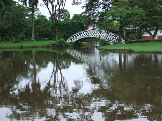 Georgetown's Botanical Gardens Guyana Holiday Adventure