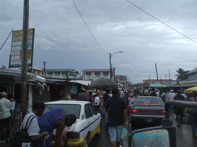 Georgetown Guyana Trip Guide