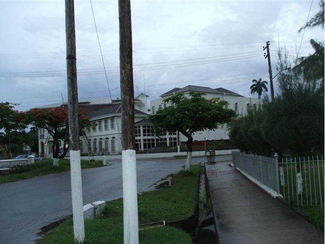 Georgetown's Botanical Gardens Guyana Travel Diary