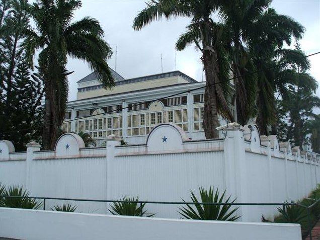 Georgetown Guyana Travel Adventure