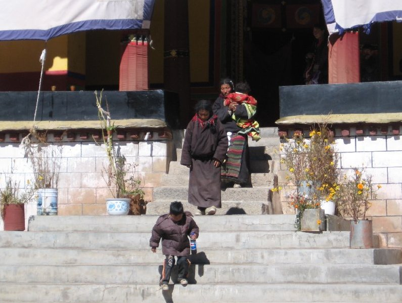 Journey to Tibet China Travel Picture