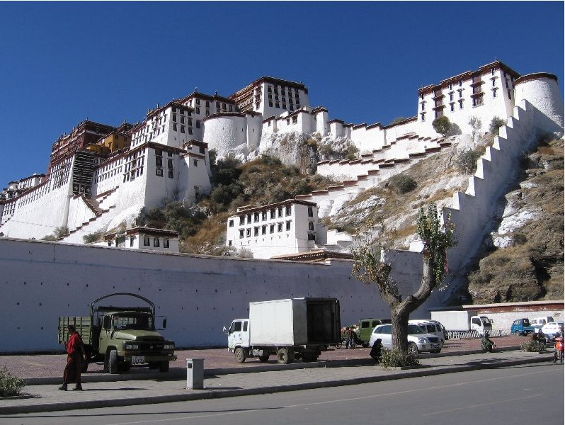 Journey to Tibet China Diary Picture