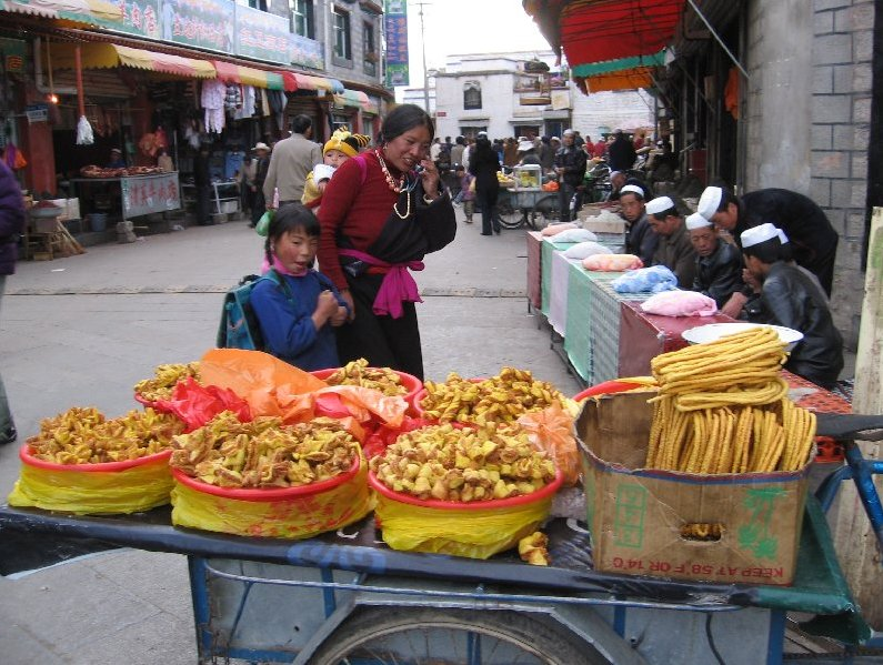 Tibet China Travel Sharing