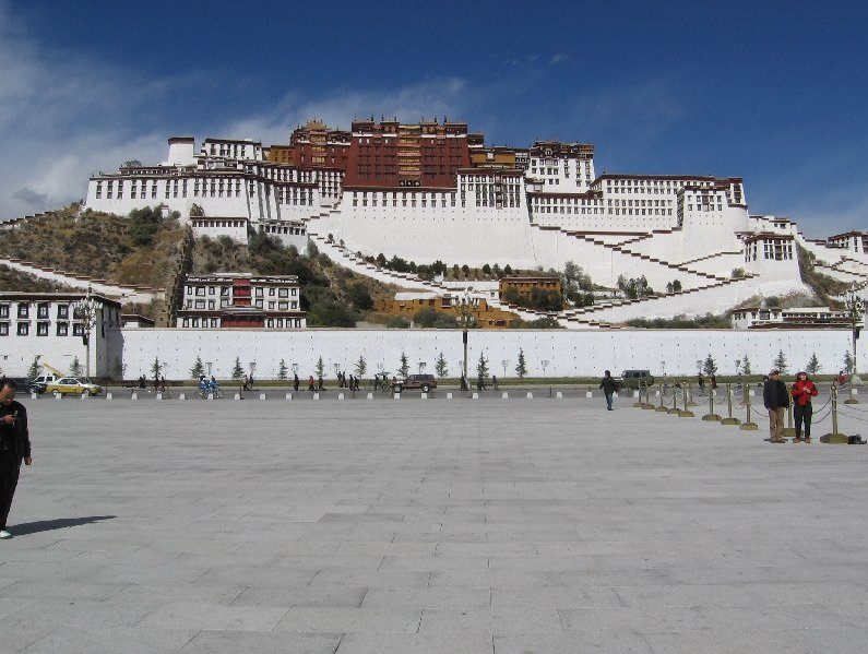 Tibet China Review