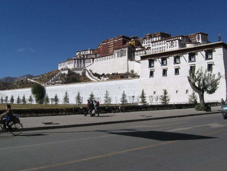 Journey to Tibet China Trip Adventure