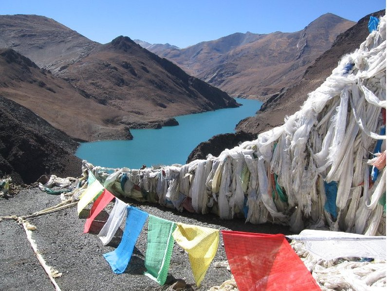 Journey to Tibet China Blog Sharing