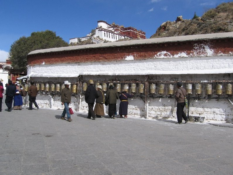 Journey to Tibet China Blog Experience