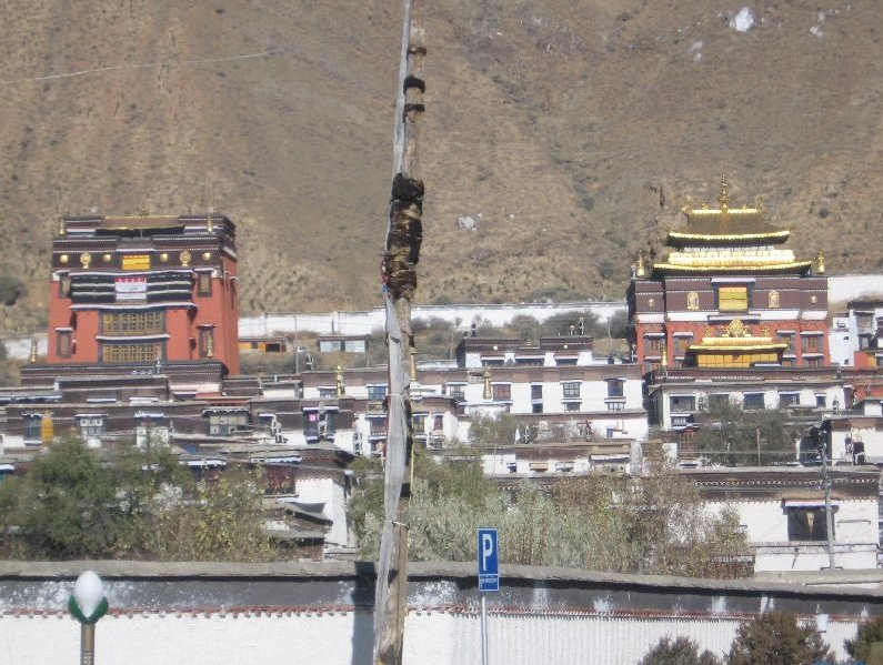 Journey to Tibet China Review Photograph