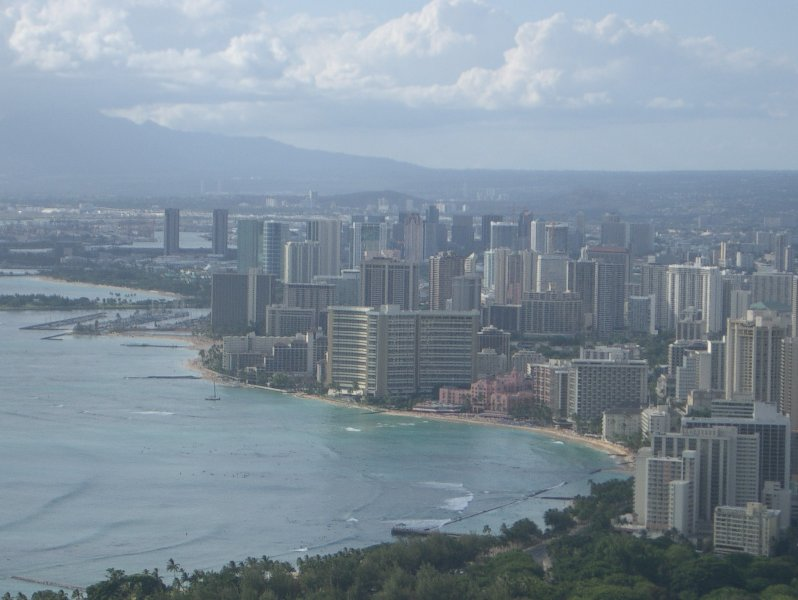 Hawaii United States Diary Information