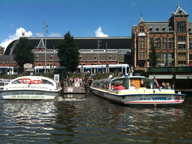 Amsterdam Netherlands Vacation Diary