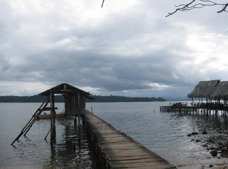 Bocas del Toro on Isla Colon Panama Photo Gallery