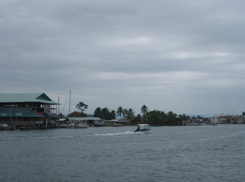 Bocas del Toro on Isla Colon Panama Travel Tips