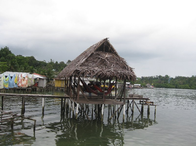 Bocas del Toro on Isla Colon Panama Pictures