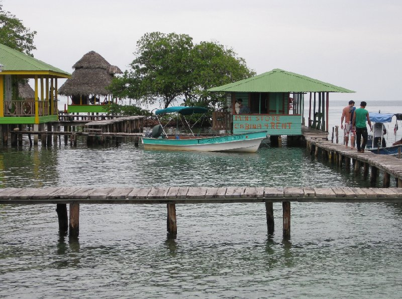 Bocas del Toro on Isla Colon Panama Travel Review