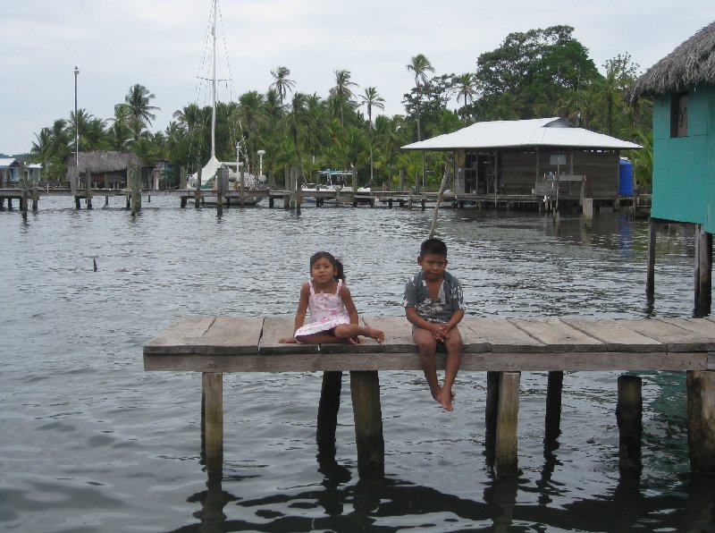 Bocas del Toro on Isla Colon Panama Photography