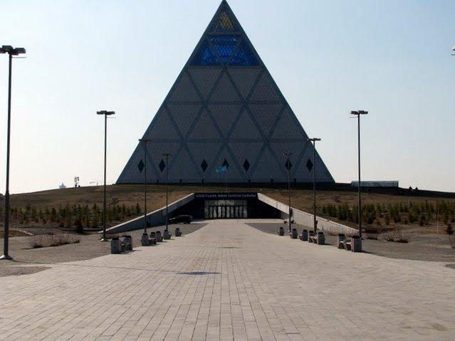 Astana Kazakhstan Blog Picture