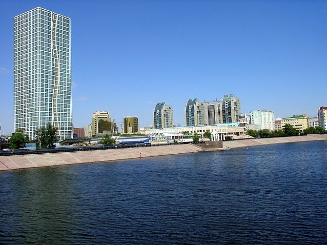 Astana Kazakhstan Travel Sharing