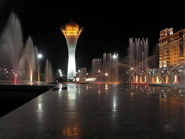 Astana, the capital of Kazakhstan Review