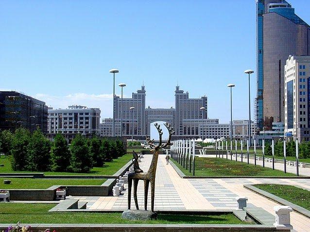 Astana Kazakhstan Trip Picture