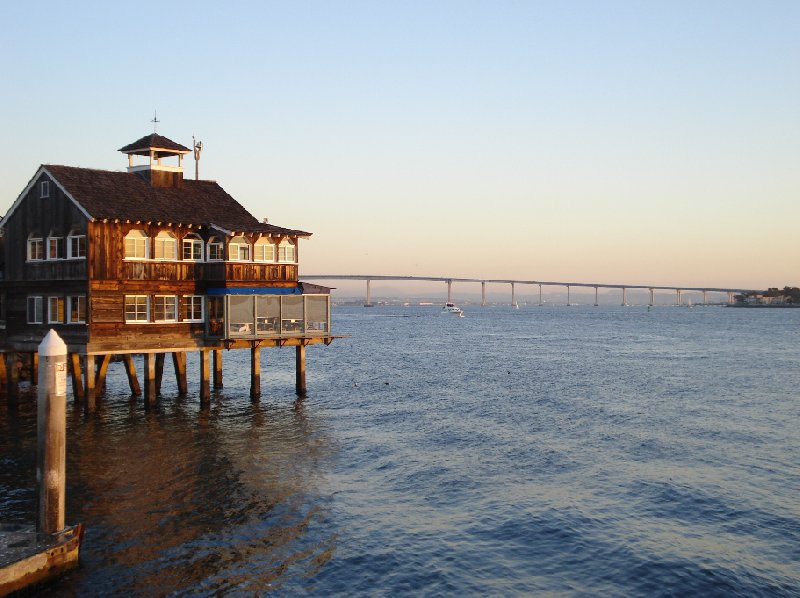San Diego Bay Area United States Vacation Experience