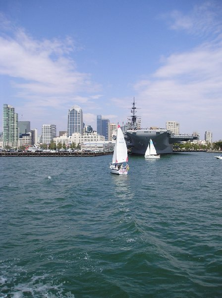 San Diego Bay Area United States Adventure