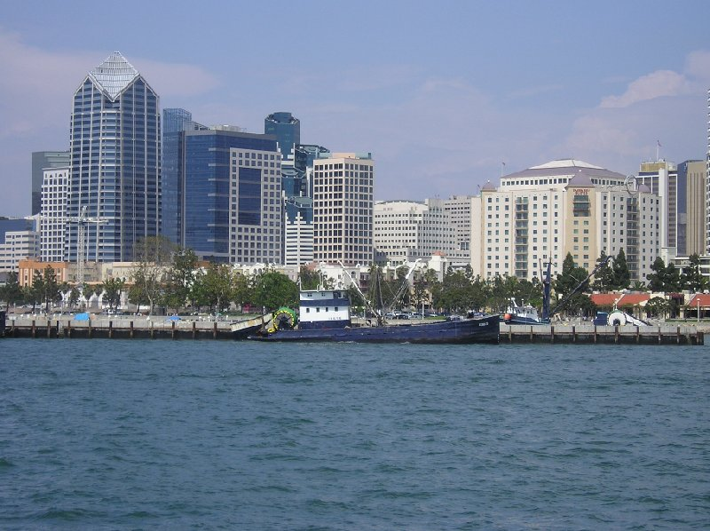San Diego Bay Area United States Travel Blog