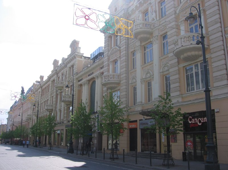 Vilnius Lithuania pictures Blog Review