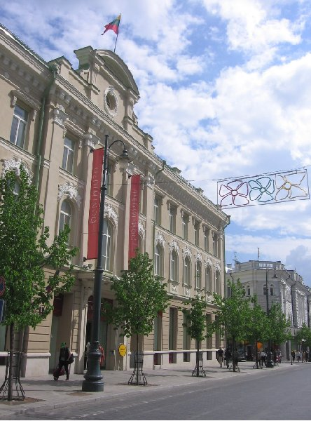 Vilnius Lithuania pictures Travel Picture