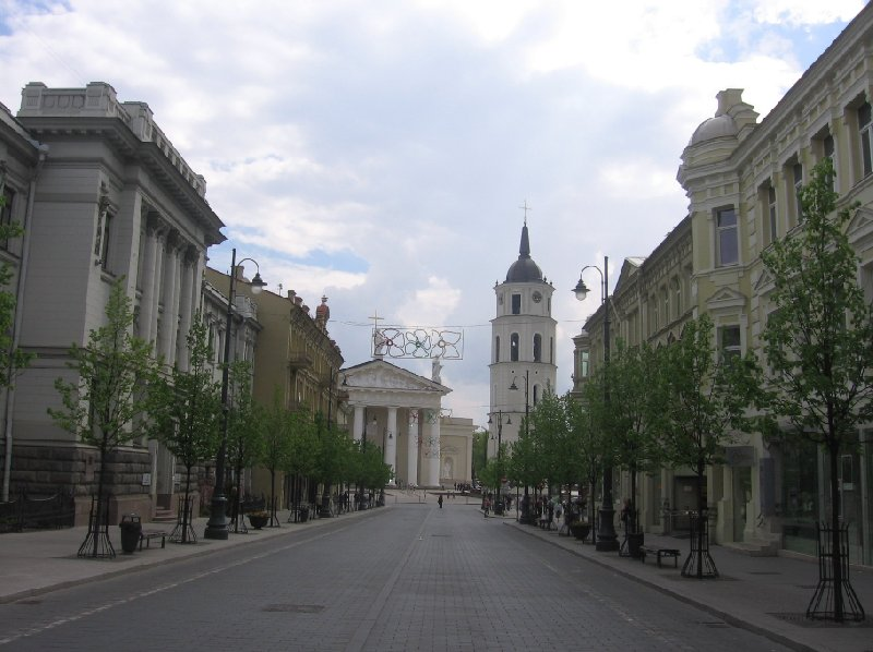 Vilnius Lithuania pictures Trip Guide