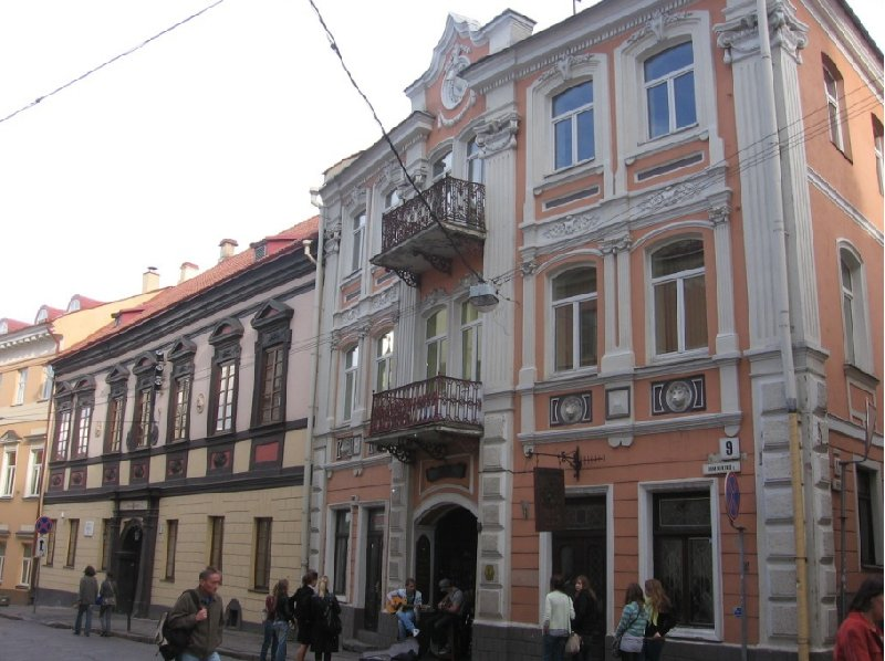 Vilnius Lithuania Holiday Experience