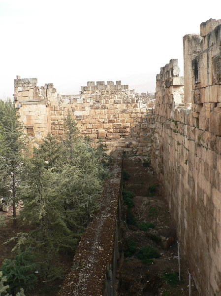 The Roman temple ruins of Baalbek Lebanon Vacation Tips