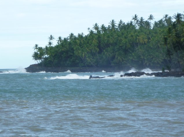 French Guiana Islands Cayenne Blog Picture
