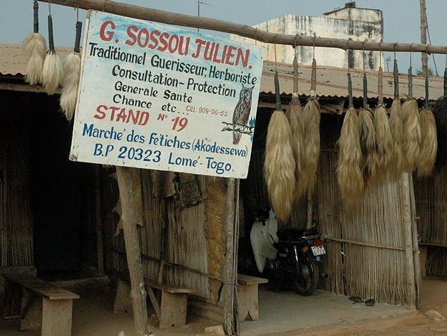 Lome Grand Market Togo Blog
