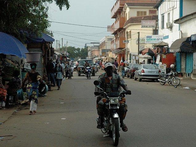 Lome Grand Market Togo Trip Adventure