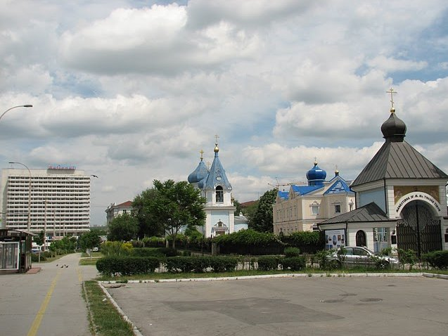Pictures of Chisinau Moldova Travel Blog