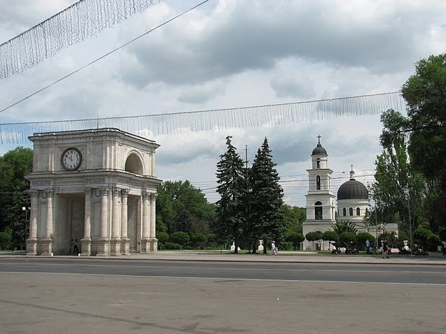 Photo Pictures of Chisinau capital