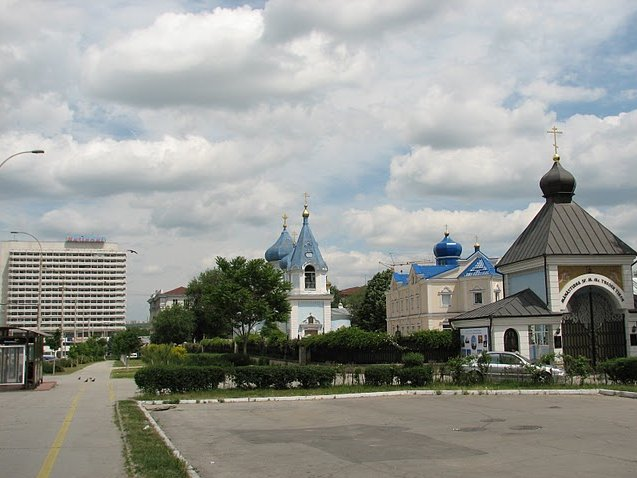 Pictures of Chisinau Moldova Story Sharing