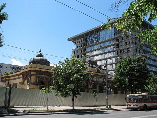 Pictures of Chisinau Moldova Trip