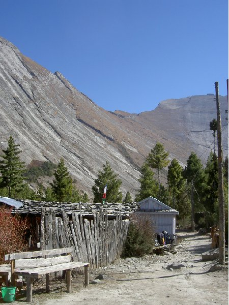 Annapurna base camp trek Nepal Album Photographs