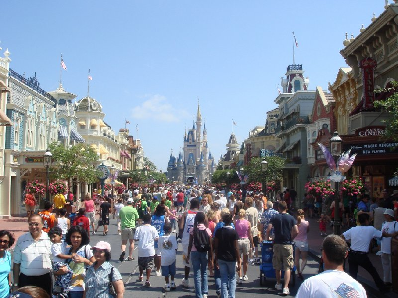 Walt Disney World Vacation in Florida Orlando United States Diary Adventure
