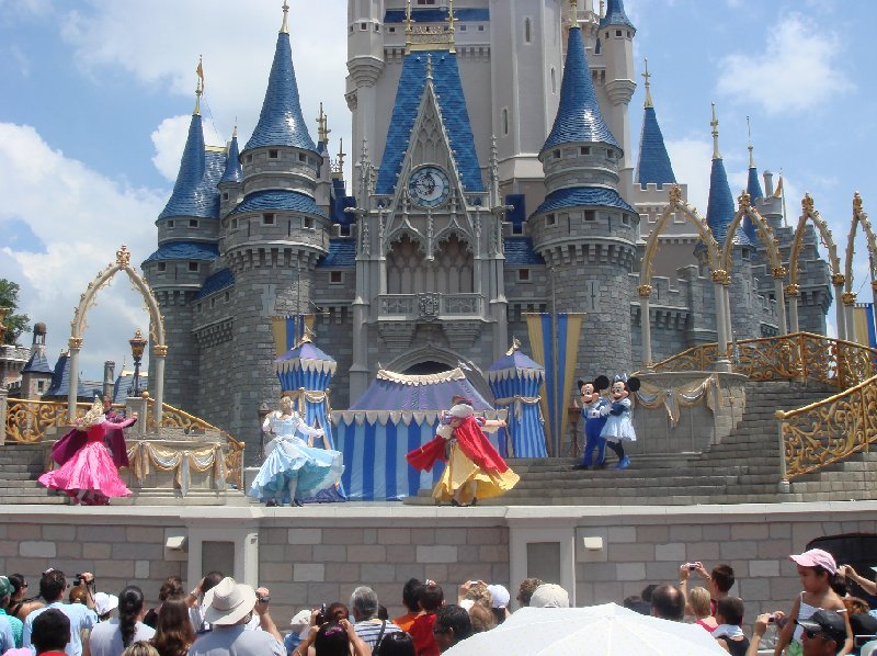 Walt Disney World Vacation in Florida Orlando United States Travel Blog