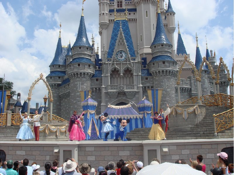 Walt Disney World Vacation in Florida Orlando United States Vacation