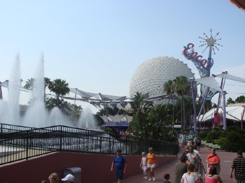 Walt Disney World Vacation in Florida Orlando United States Blog Information