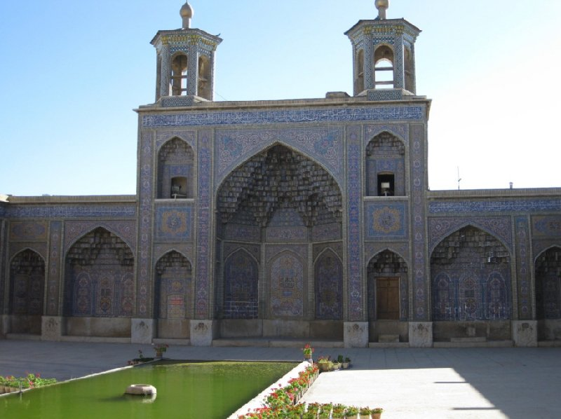 Shiraz Iran Travel Blog