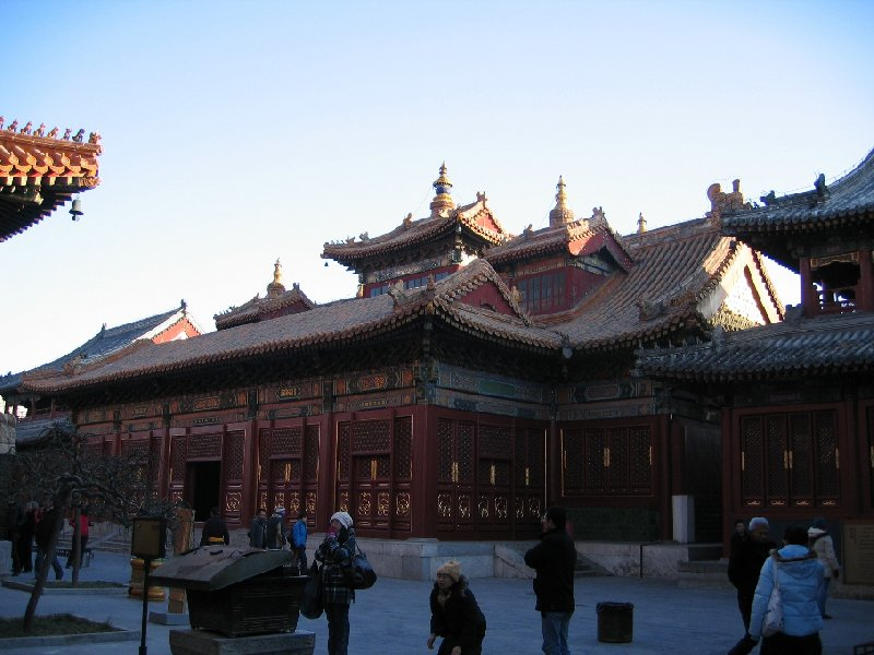 Photo Beijing and the Forbidden City beautiful